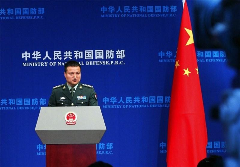 سخنگوی وزارت دفاع چین