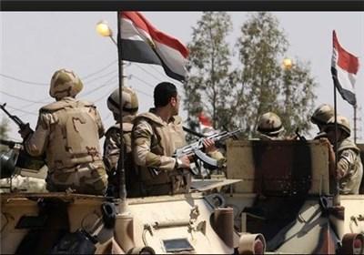 کشته شدن 71 فرد مسلح از ابتدای عملیات ارتش مصر در سیناء