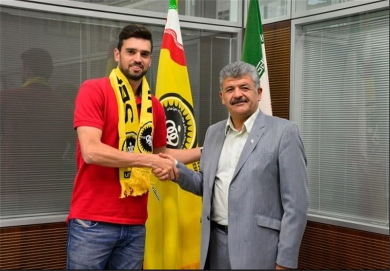 Brazilian Defender Padovani Joins Iran's Sepahan