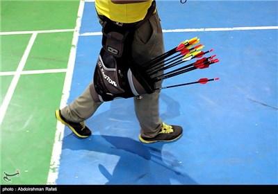 اردوی تیم ملی تیراندازی با کمان نونهالان ایران - همدان