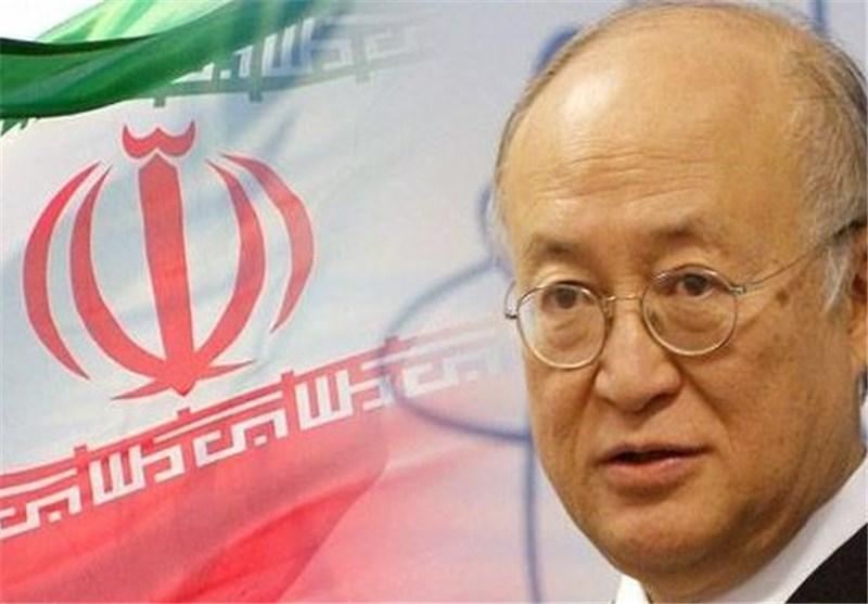 المدیر العام للوکالة الدولیة للطاقة الذریة یؤکد عدم وجود انحراف فی نشاطات ایران النوویة