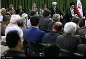 افطار شعر و غزل؛ روایت شاعران از دیدار با رهبر معظم انقلاب+ عکس و فیلم