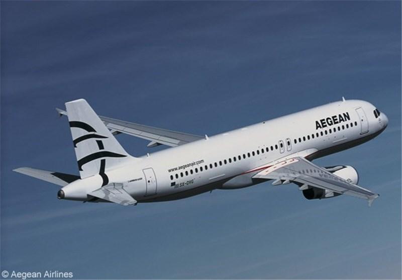 هواپیمایی یونان