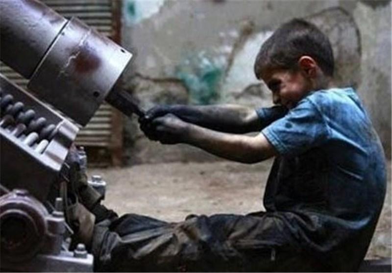 """تقریر لـ""""الیونیسف"""": المجموعات الارهابیة تجند الاطفال السوریین"""