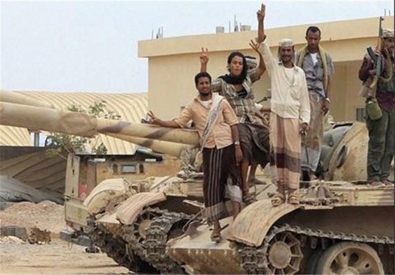 مأرب میں سعودی دہشت گردوں کے خلاف یمنی فوج کا خصوصی آپریشن