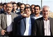سفر وزیر راه و شهرسازی به اردبیل