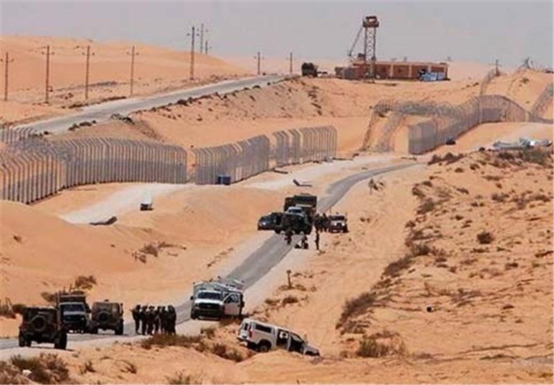 کیان الاحتلال الصهیونی یغلق طرقات على الحدود مع سیناء ویرفع الاستنفار فی القبة الحدیدیة