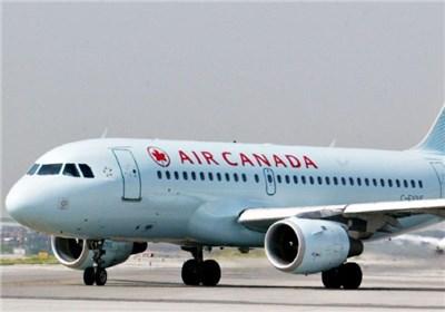 هواپیمایی کانادا کلیه پروازهای ایتالیا را متوقف کرد