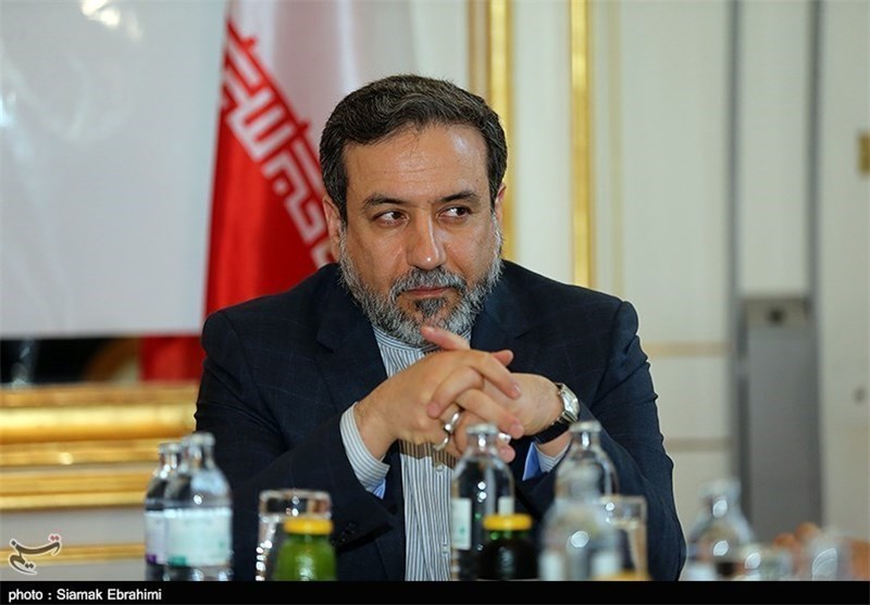 Iran's Views Included in Draft Resolution Submitted to IAEA: Top Diplomat