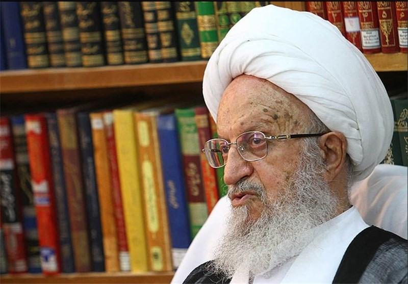 آیت الله مکارم شیرازی: گروهی برای تضعیف مرجعیت و حوزههای علمیه تلاش میکنند