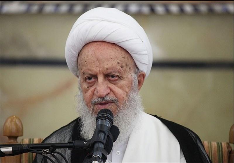 آیتالله مکارمشیرازی در یکی از بیمارستانهای تهران بستری شد / حال عمومی معظم له مساعد است