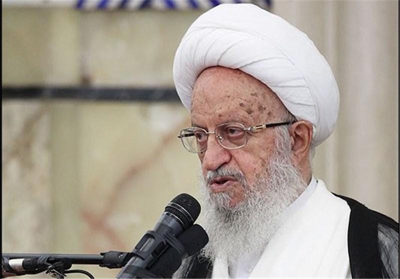 آیتالله مکارم شیرازی: استیضاح پشت سر هم وزرا در مجلس سبب تضعیف دولت میشود