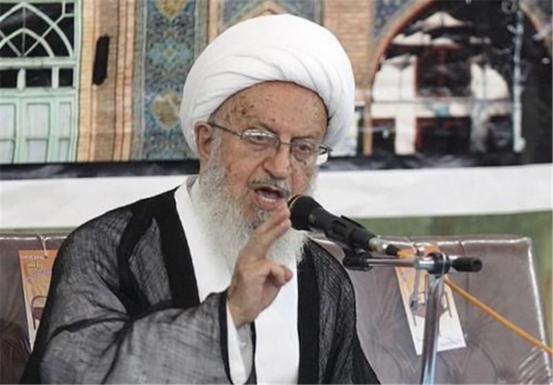 آیۃ اللہ مکارم شیرازی: تکفیری دہشتگرد تنظیم کو جڑ سے اکھاڑے بغیر سکون کا سانس نہیں لیں گے