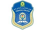 نجات جان راننده تویوتا توسط مأمور پلیس راهور