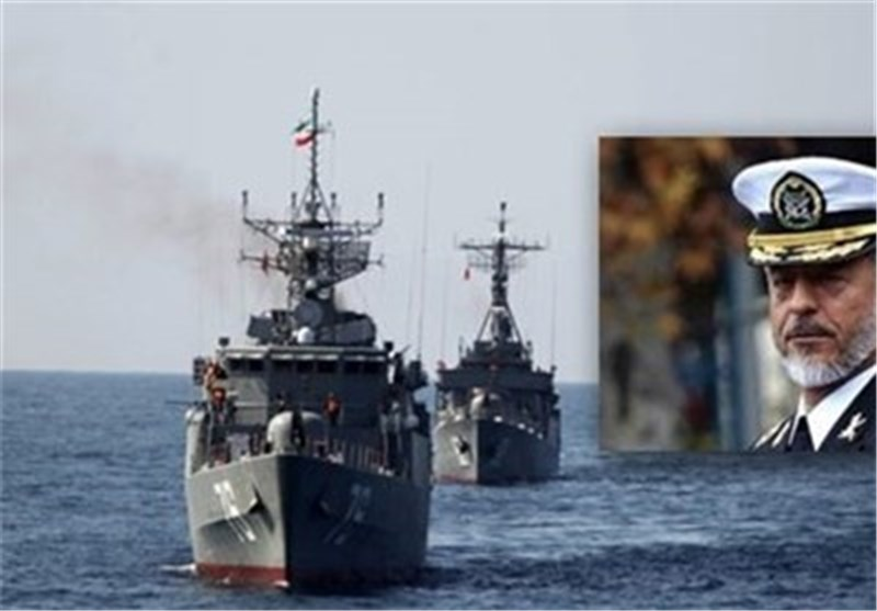 Commander Highlights Iranian Navy's Capabilities