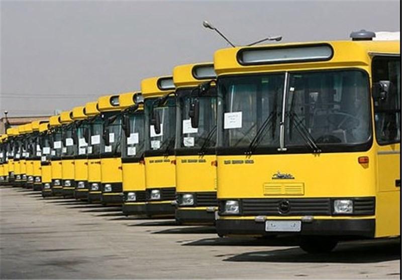 فعالیت اتوبوسهای شهری بوشهر به سبب افزایش بیماران کرونایی متوقف شد