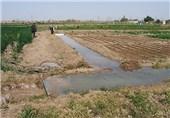 بارش نخستین برف در اردبیل سبب افزایش باردهی زمینهای زراعی میشود