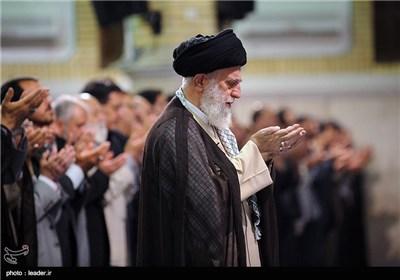 Supreme Leader Hosts Mourning Ceremony on Martyrdom Anniversary of Imam Ali (PBUH)