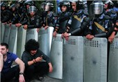 Police Disperse Protesters in Armenia's Capital, Begin Detentions