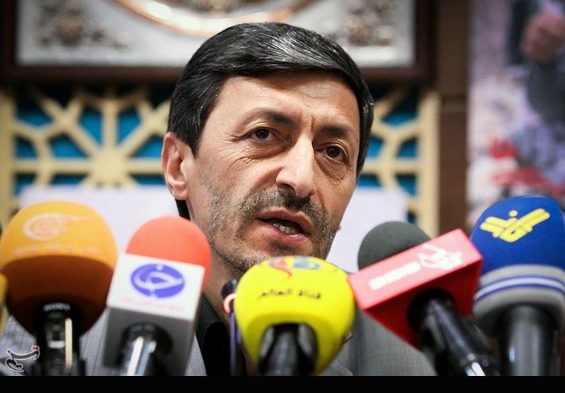 نشست خبری سید پرویز فتاح رئیس کمیته امداد امام خمینی(ره)