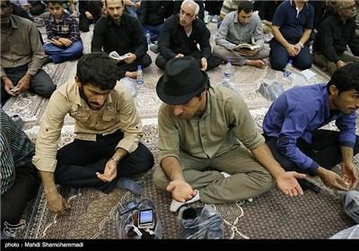 Laylat al-Qadr at Imam Khomeini's Shrine in Tehran