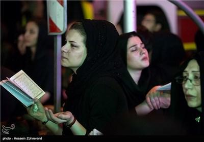 Iranians Mark Laylat al-Qadr in Tehran's Mahdiyeh