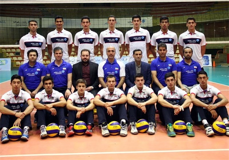 Iran's U-19 Volleyball Team Wins Italy Tournament