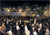 مراسم سومین شب قدر در زنجان برگزار شد+ تصویر