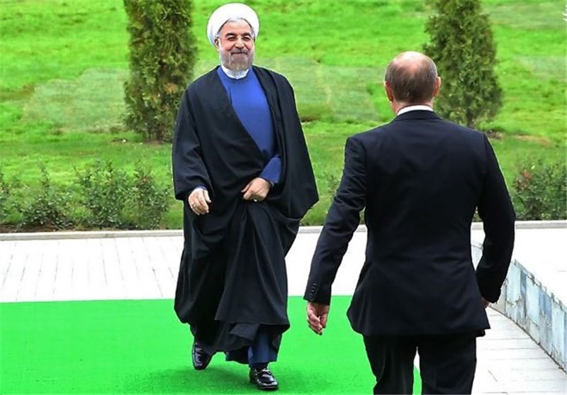 روحانی دوشنبه به روسیه میرود