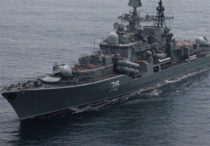 Russia Developing Multipurpose Missile Launchers for Brand New Warships