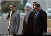 روحانی یبدأ جولة فی أرمینیا وکازاخستان وقرغیزیا