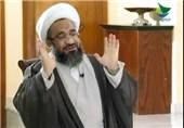 شیخ حسین المعتوق: آمریکا و دولتهای استکباری مصادیق طاغوت هستند/ جمهوری اسلامی محور مقاومت است