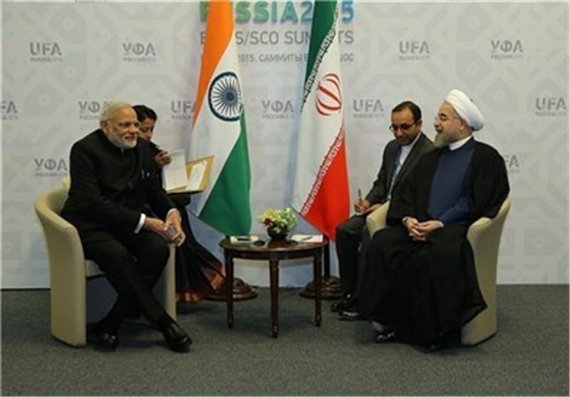 روحانی ونخست وزیر هند