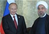 Putin Hails Development of Iran, Russia Ties