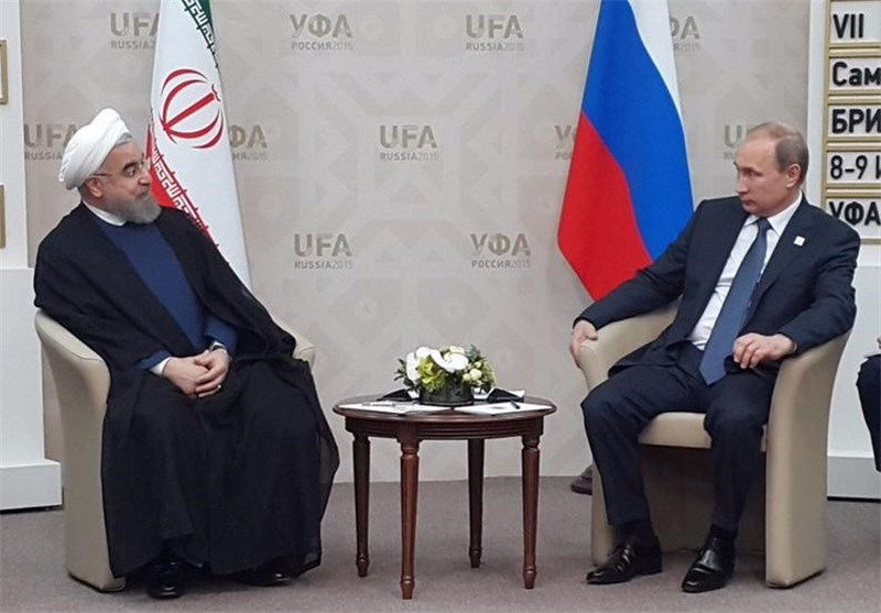 Iran, Russia Opposed to Uninvited Military Presence in Syria