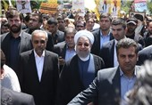 Iran's President: Muslim Unity to Help Palestinian Nation Reach Goals