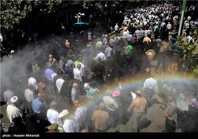 مسیرات یوم القدس - رشت ، قزوین و مازندران