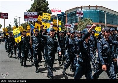 راهپیمایی روز قدس - زاهدان