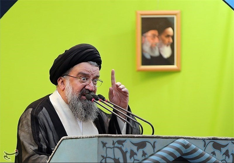 Iran Never to Allow French FM to Interfere in Its Domestic Affairs: Cleric