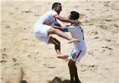 Iran Stuns Spain in FIFA Beach Soccer World Cup