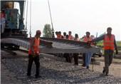 هیئت قزاقستانی از تاسیسات ریلی راه آهن شمال بازدید کرد