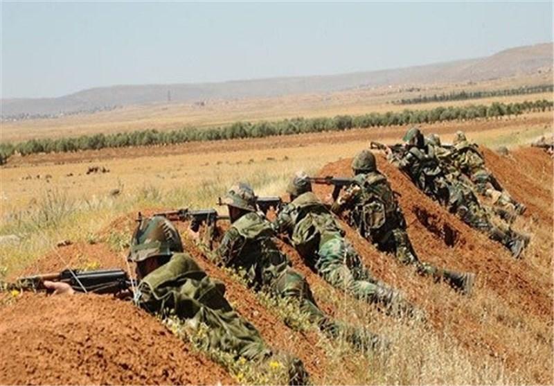 "الجیش السوری یشن هجوماً مباغتاً على مدینة تدمر الأثریة وسط تخبط فی صفوف ""داعش"""