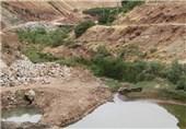 احداث سد خاکی در مسیر «کَشکان» راهکار جلوگیری از هدر رفت آب