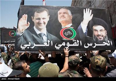 روز جهانی قدس در سوریه