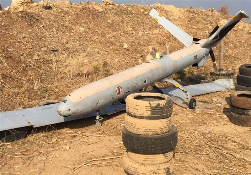 Hezbollah Shoots Down Israeli Spy Drone in South Lebanon
