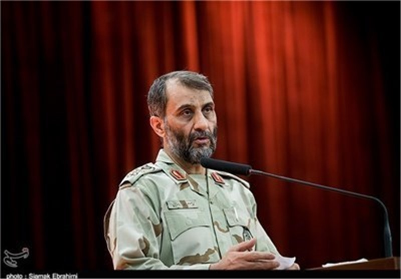 قائد خفر الحدود: تم القضاء علی شبکة ارهابیة فی شرق ایران وهلاک عدد من الارهابیین