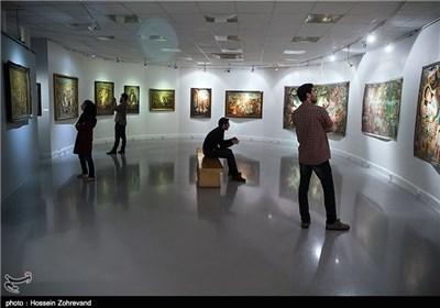 نمایشگاه های نقاشی « بوم رنگ» و « نوبهار» در فرهنگسرای اشراق