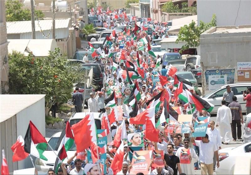 المعارضة فی البحرین تعلن خارطة تظاهرات «یوم القدس العالمی»
