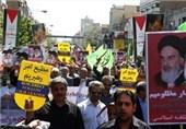 حضور پرشور مردم سیستان و بلوچستان در راهپیمایی روز قدس در آفتاب سوزان/نمایش اتحاد شیعه و سنی در دیار نخل و کویر
