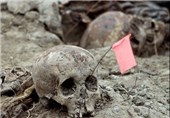 کشف جمجمه انسان در ارتفاعات بیبی شهربانو